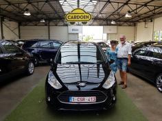 Ford B-Max gekocht bij Brugge