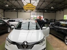 Renault Megane Grandtour gekocht bij Brugge