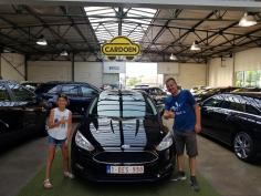 Ford Focus business class gekocht bij Brugge