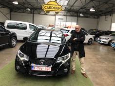 Honda Civic Tourer gekocht bij Brugge