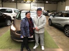 Ford C-Max gekocht bij Brugge