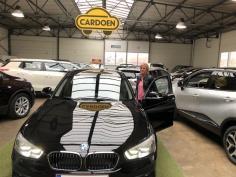 BMW 116 Hatch  gekocht bij Brugge