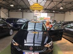 Fiat Tipo gekocht bij Brugge