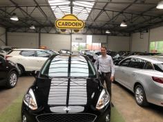 Ford Fiesta trend 85 gekocht bij Brugge