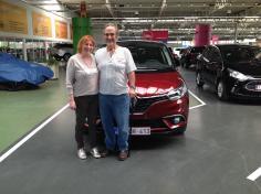 Renault Scenic gekocht bij Antwerpen