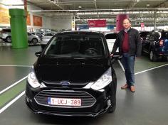 Ford b max gekocht bij Antwerpen