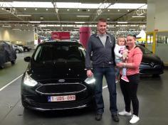 Ford Grand Cmax gekocht bij Antwerpen