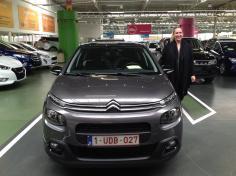 Citroën C3 gekocht bij Antwerpen