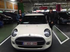 Mini gekocht bij Antwerpen