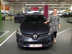 Renault Clio gekocht bij Antwerpen
