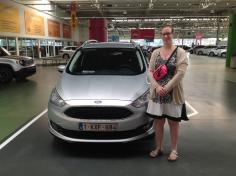 Ford C max gekocht bij Antwerpen