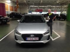 Hyundai i30 gekocht bij Antwerpen