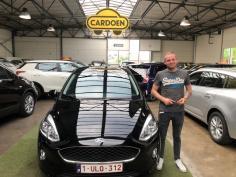 Ford Fiesta  gekocht bij Brugge