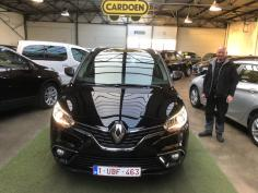 Renault Grand Scenic gekocht bij Brugge