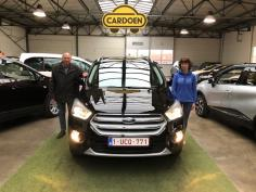 Ford Kuga gekocht bij Brugge