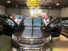 Dacia Sandero stepway gekocht bij Brugge