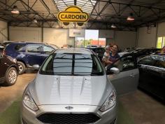 Ford Focus Clipper gekocht bij Brugge