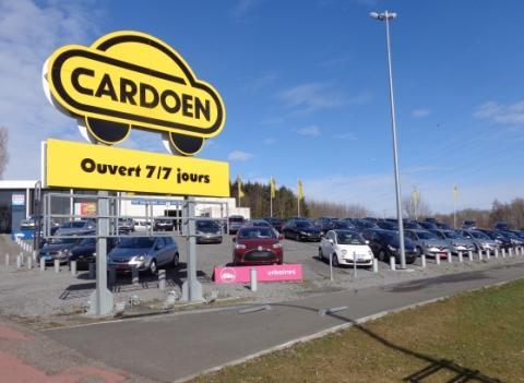 Showroom Cardoen Namur