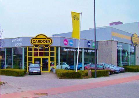 Salle d'exposition Cardoen Vilvoorde