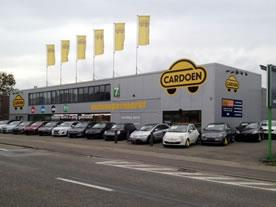 Showroom Cardoen Dendermonde