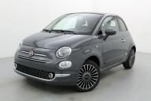 Fiat 500 C lounge nav