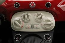 Fiat 500 C star GPS